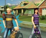 3D Sokak KayKayı