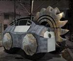 Truckformers Arabası