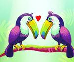 Kuşların Aşkı
