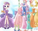 Anime Prenses Giydir