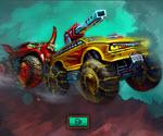 Canavar ATV Arabası