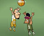 İki Kişilik Basketbol Kapışması