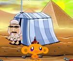 Mutsuz Maymun Mısırda
