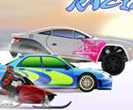 Renkli Araba Yarışları