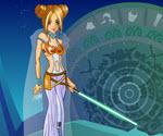 Uzay Prensesi Giydirme