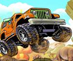 Jurassic Arabası