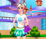 Elsa Okula Başlıyor