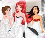 Prenses Düğün Modası