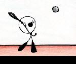 Tenisçi Penguen