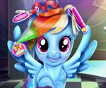 Pony Saç Tasarımı