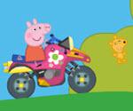 Peppa Pig Arabası
