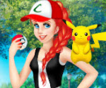 Prenses Pokemon Eğiticisi