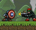 Captain America Rehine Kurtarma