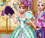 Elsa Düğün Hazırlıkları