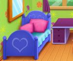 Kız Odası Temizleme ve Süsleme