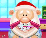 Noel Baba Diş Ameliyatı