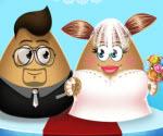 Pou Düğün Partisi Hazırlığı