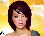 Rihanna Ünlü Makyajı