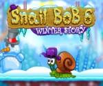 Snail Bob 6: Kış Hikayesi