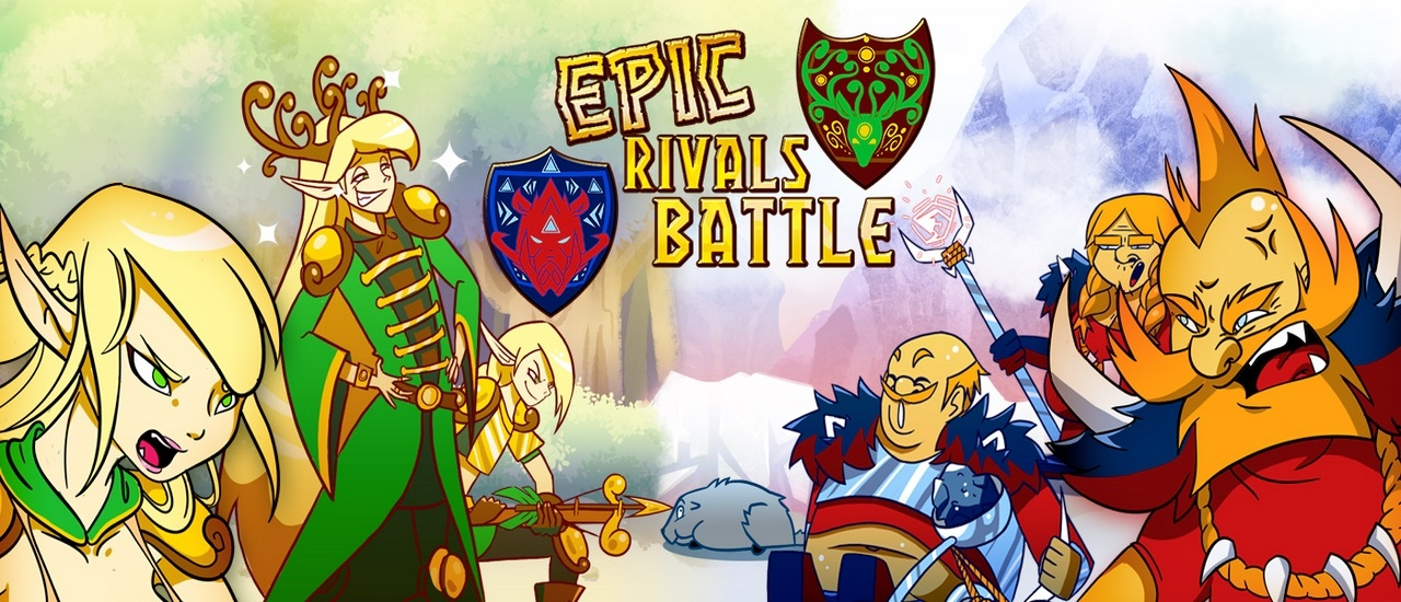 Epic Rivals Battle