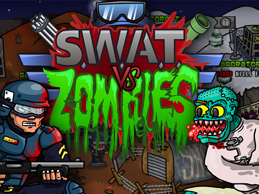 Swat vs Zombiler