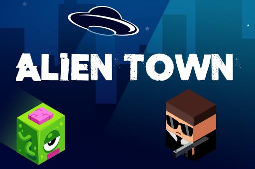 Uzaylı Kasabası