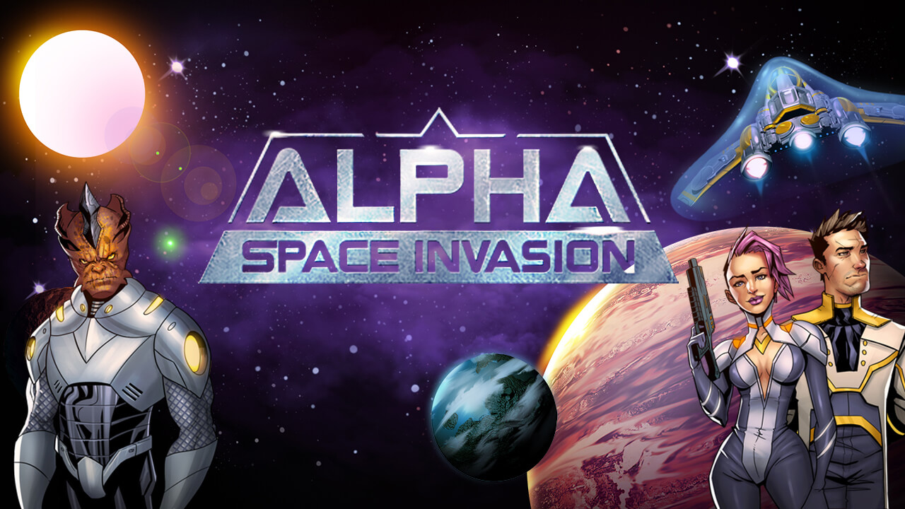 Alpha Uzay İşgali