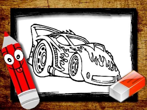 Araba Boyama Oyunu Boyama Oyunlari
