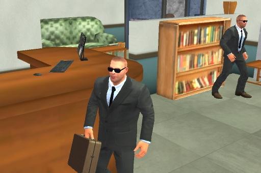 Banka Soygunu Simülatörü
