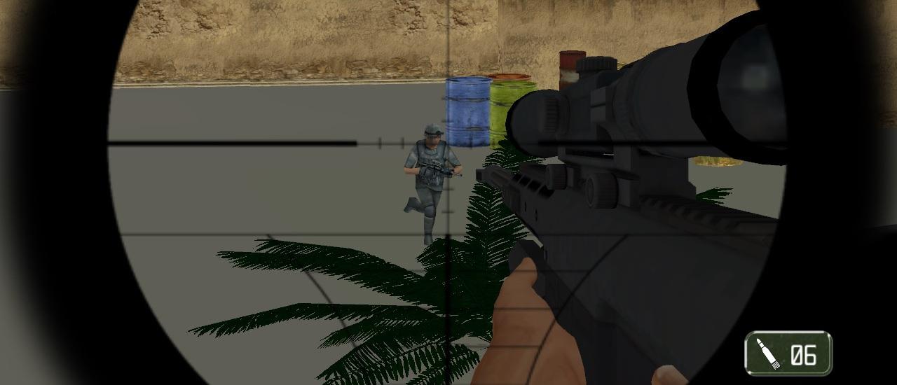Efsanevi Sniper