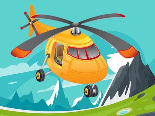 Helikopter Yapbozu
