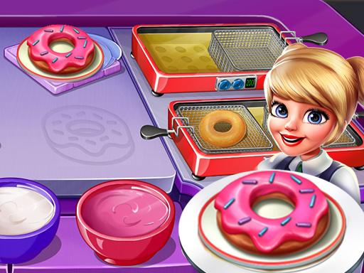 Hızlı Donut Pişirme
