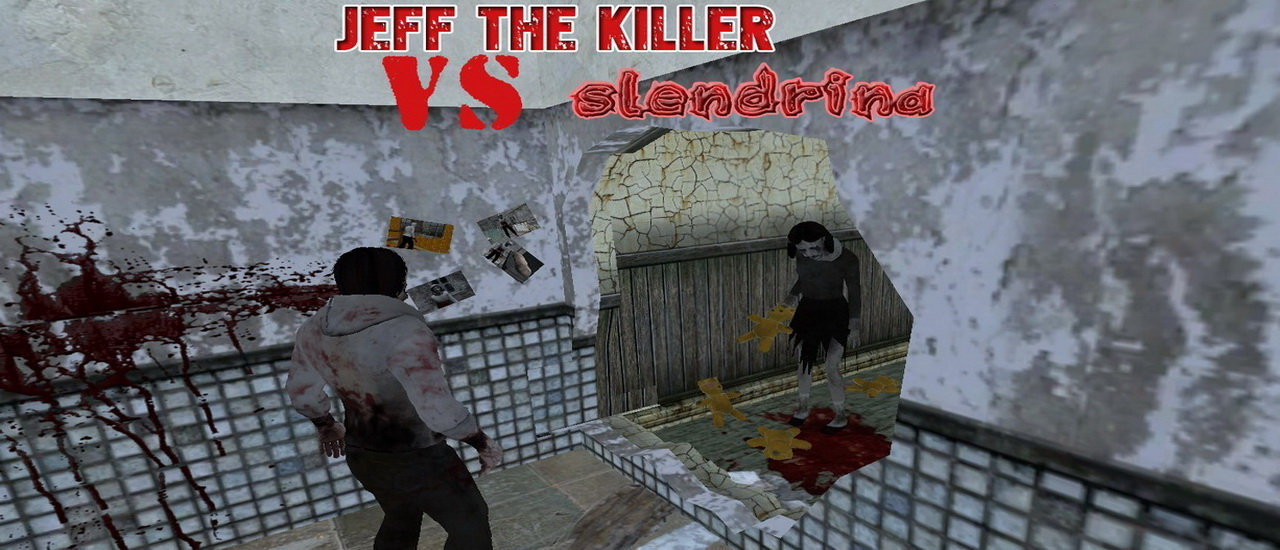 Katil Jeff vs Slendrina