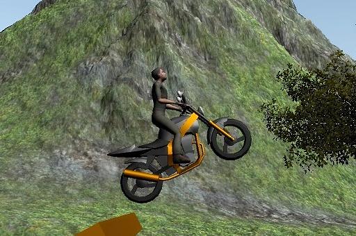 Kirli Motosiklet Sürücüsü