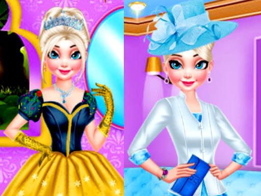 Kraliyet Kraliçesi vs Modern Kraliçe