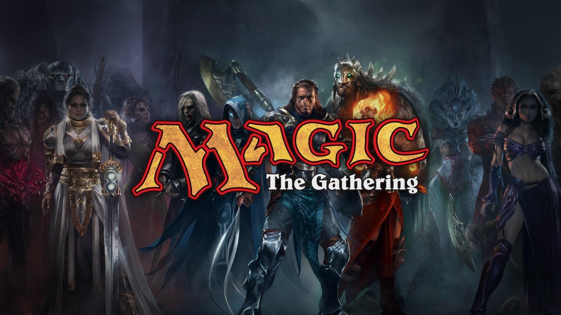 Magic:The Gathering