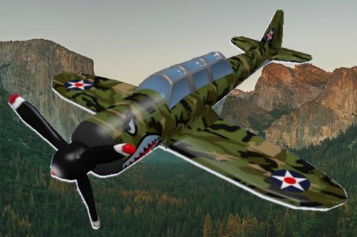 Yarış Uçağı Simülasyonu
