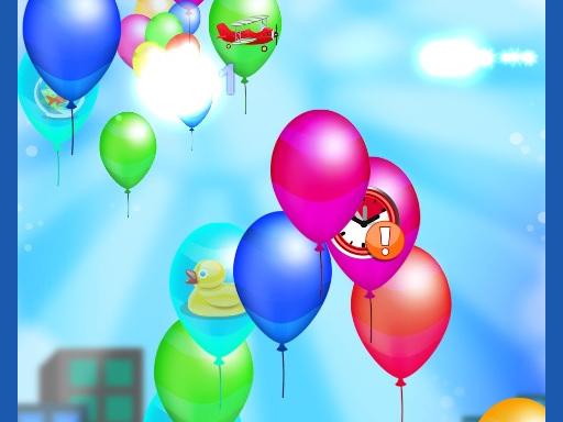 Balonları Patlatma