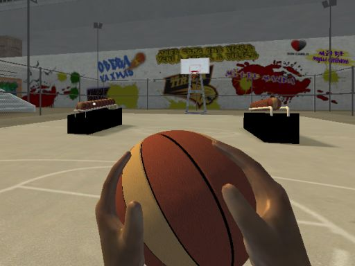 Basketball Macerası 3