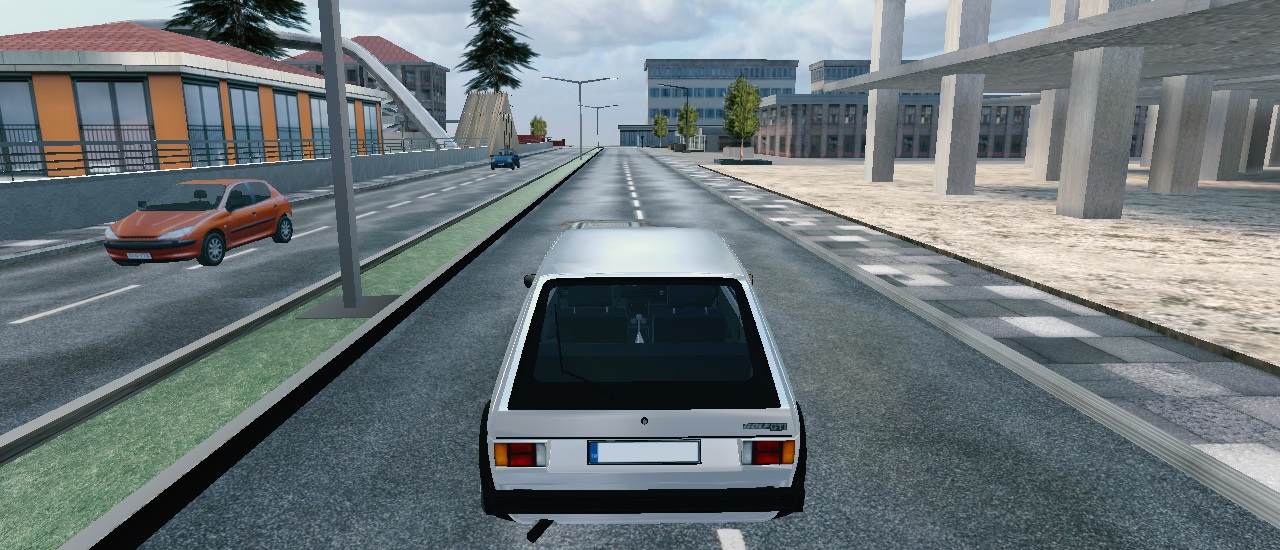 City Car Simulator