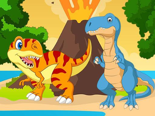 Dinozor Yapboz