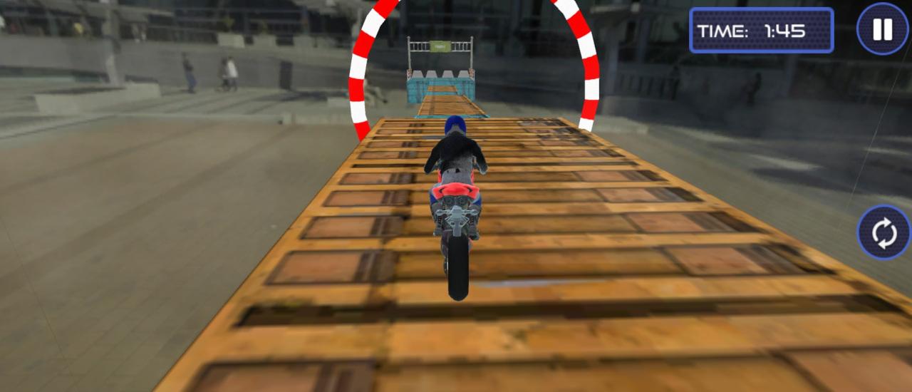 Motosiklet Testi