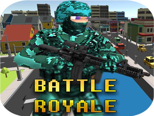 Pixel Combat