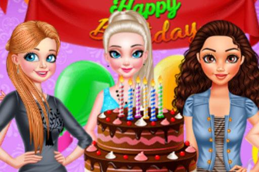 Prensesin Doğum Günü Partisi