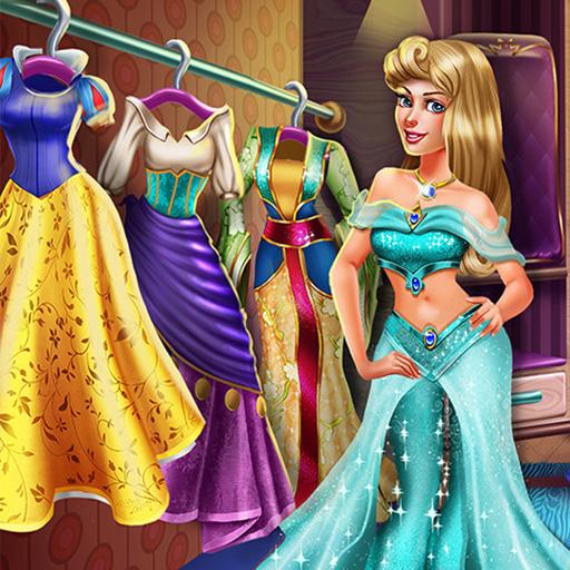 Prensesin Gizli Gardırobu