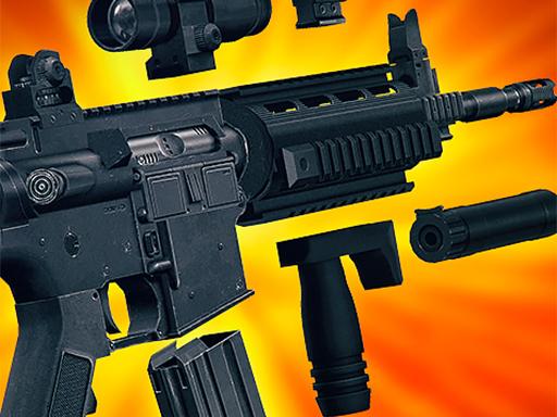 Silah Parçalarını Birleştir