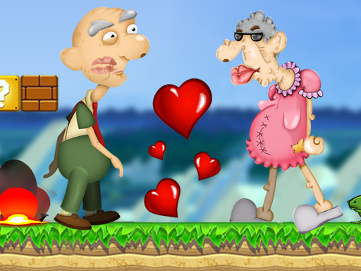 Yaşlı Adamın Sevgisi