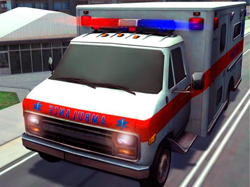 Ambulans Soforu Oyunu 3d Araba Oyunlari