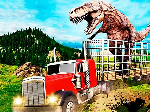 Dinozor Taşıma Kamyonu