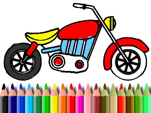 Motosiklet Boyama